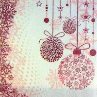 Салфетка для декупажа  «В розовых тонах»