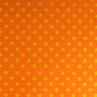 Салфетка  «Крупный желтый горошек»